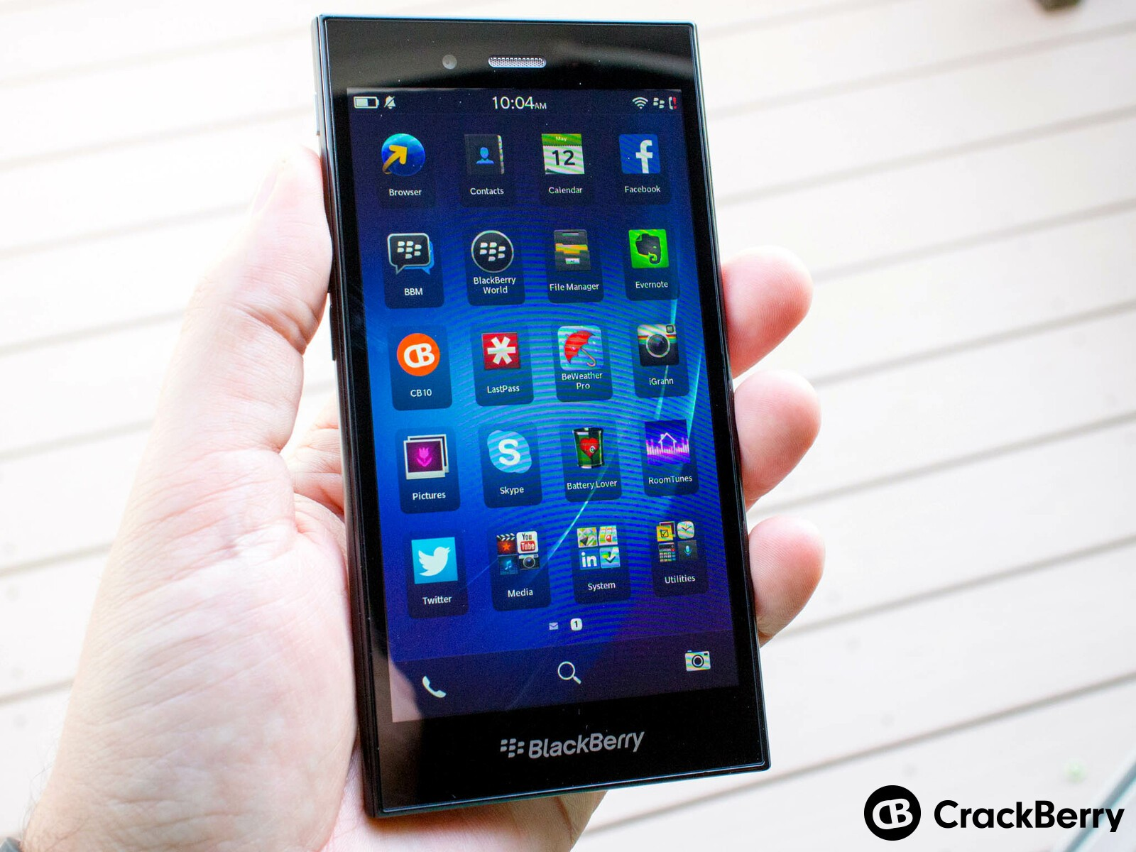 blackberry z3 apps download