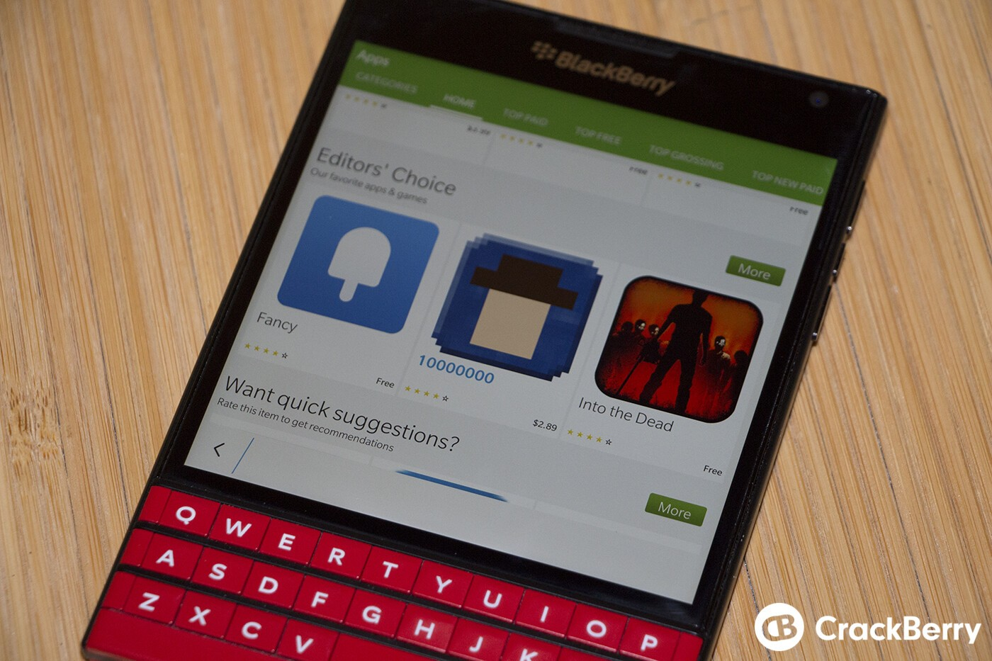 Now that BlackBerry 10.2.1 has arrived for most folks, the ability to  install Android APK files with no need for file conversion is going to be  one of the ...