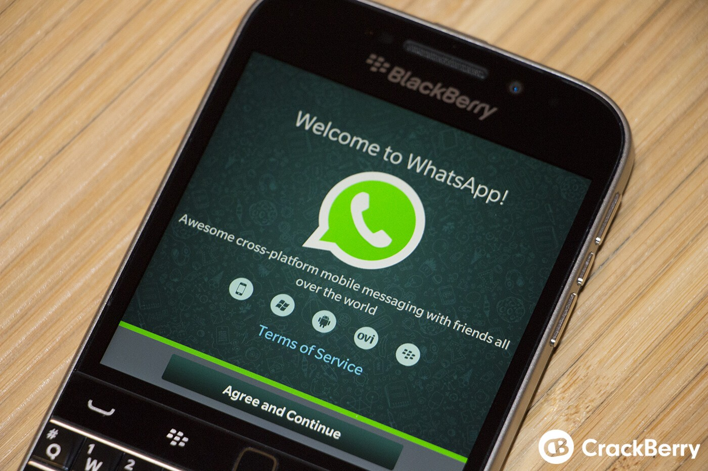 download whatsapp for blackberry os 5 offline installer