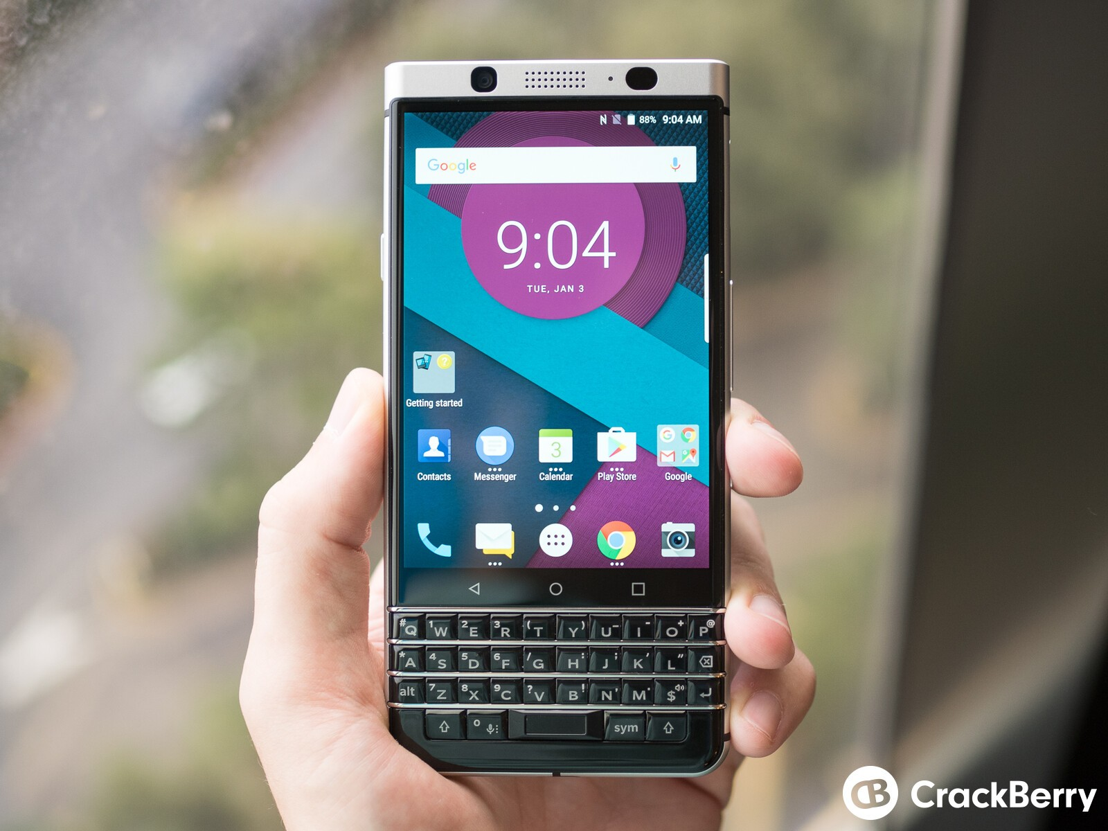 Blackberry Mercury Hands On Riding Into 2017 On A Phone With No