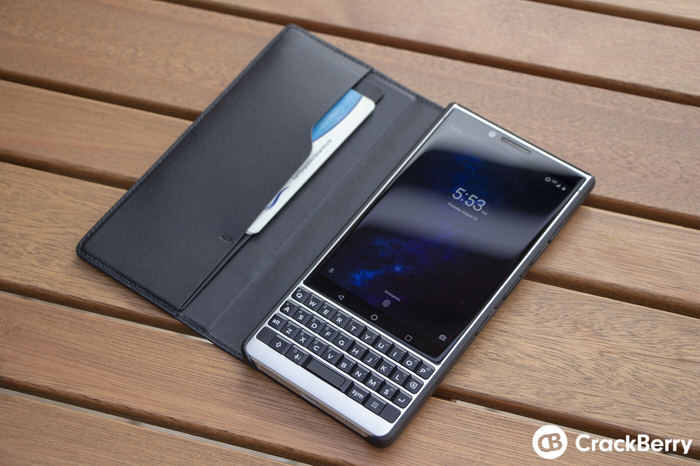 newest collection 62b38 1864e Quick Review: BlackBerry KEY2 FlipCase | CrackBerry.com