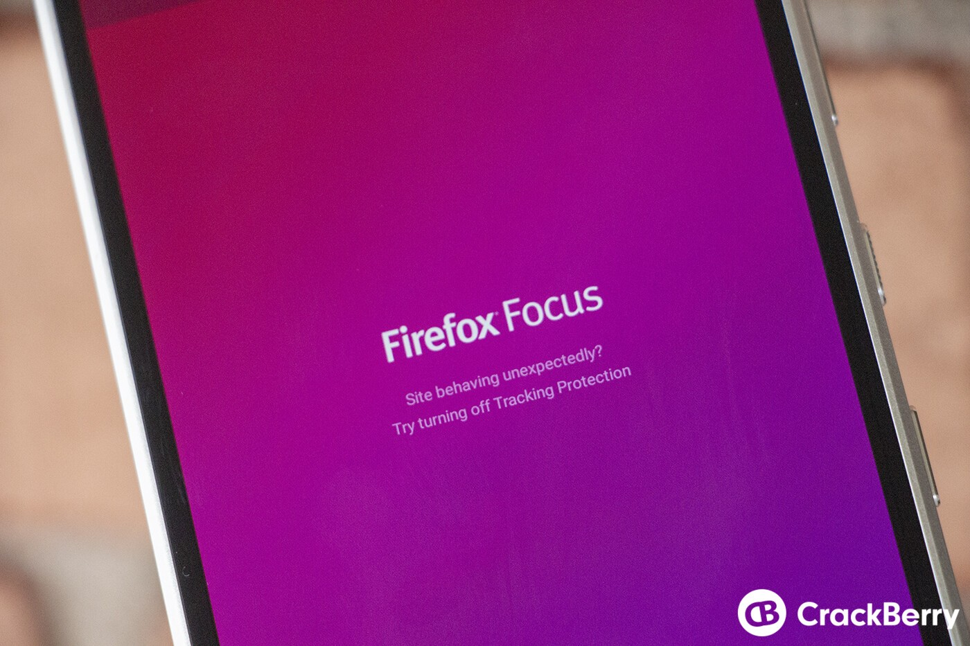 Firefox Focus for Android adds support for safe browsing
