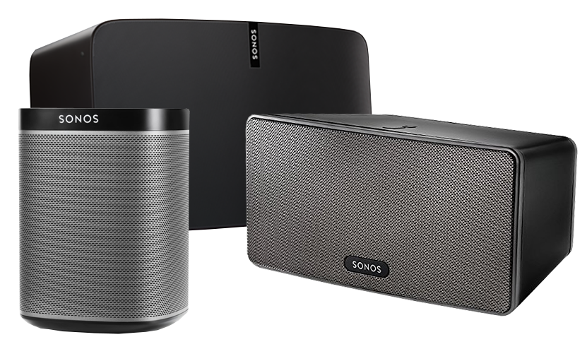 Sonos Play Speakers