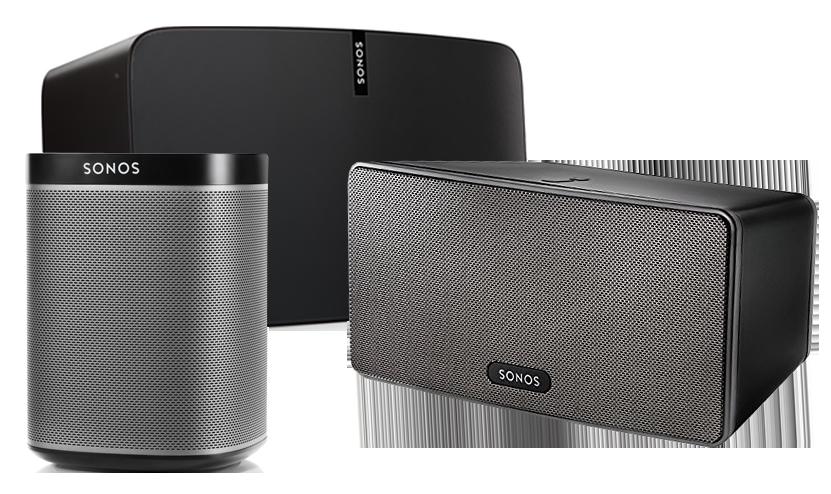 Sonos Play Speakers