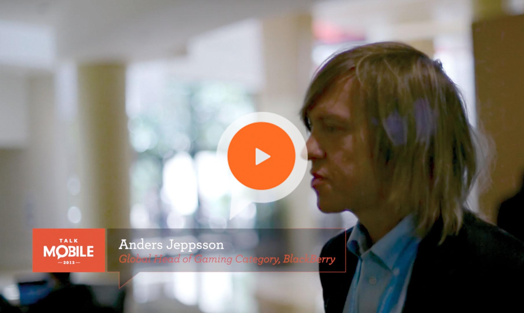 Watch Anders Jeppsson talk about the pros of mobile gaming vs. the consoles!