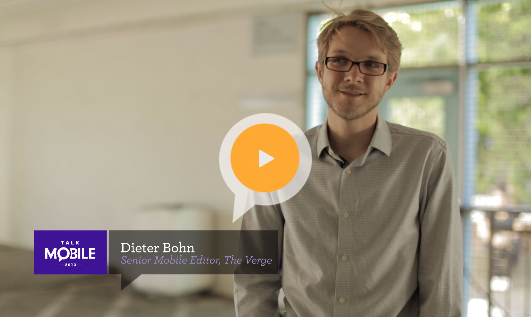 Watch Dieter Bohn talk about losing his favorite apps