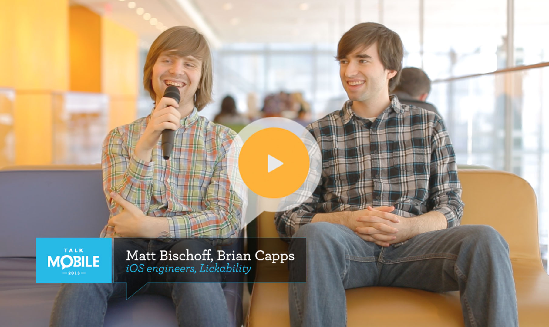 Watch Matt and Brian talk about the difference between indie and big company developers.