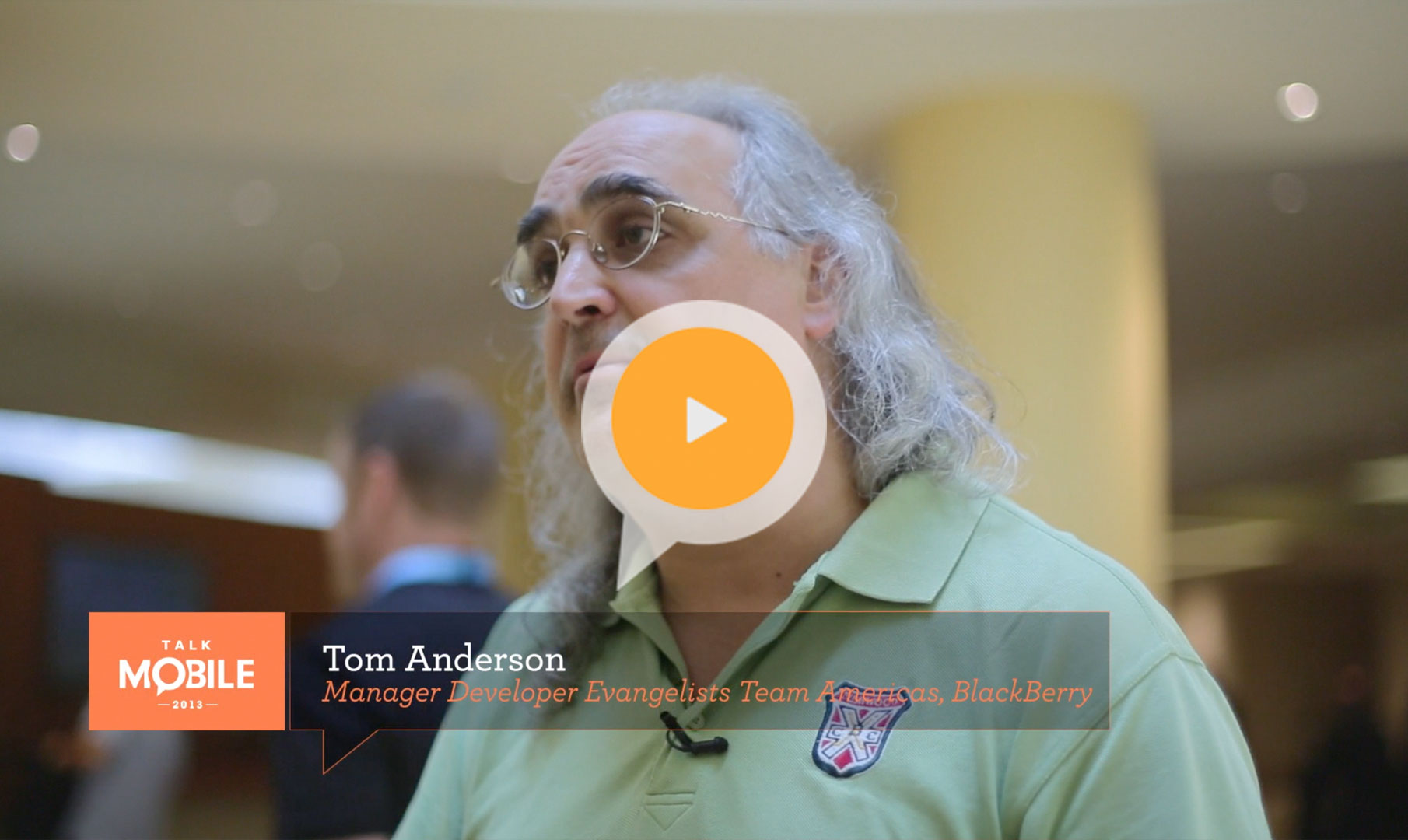 Watch Tom Anderson talk about the many roads to development..