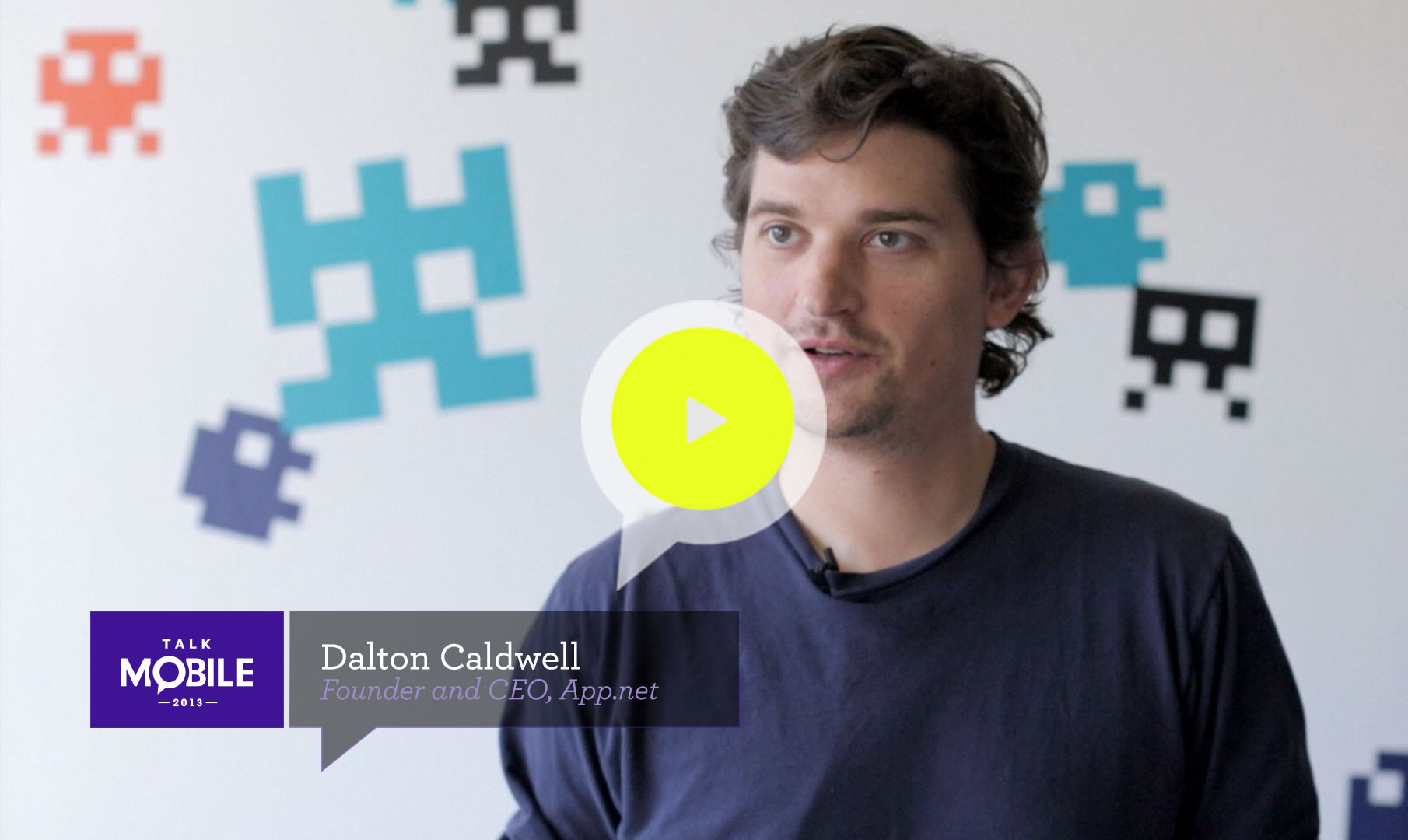 Watch Dalton Caldwell discuss the history of social networking.