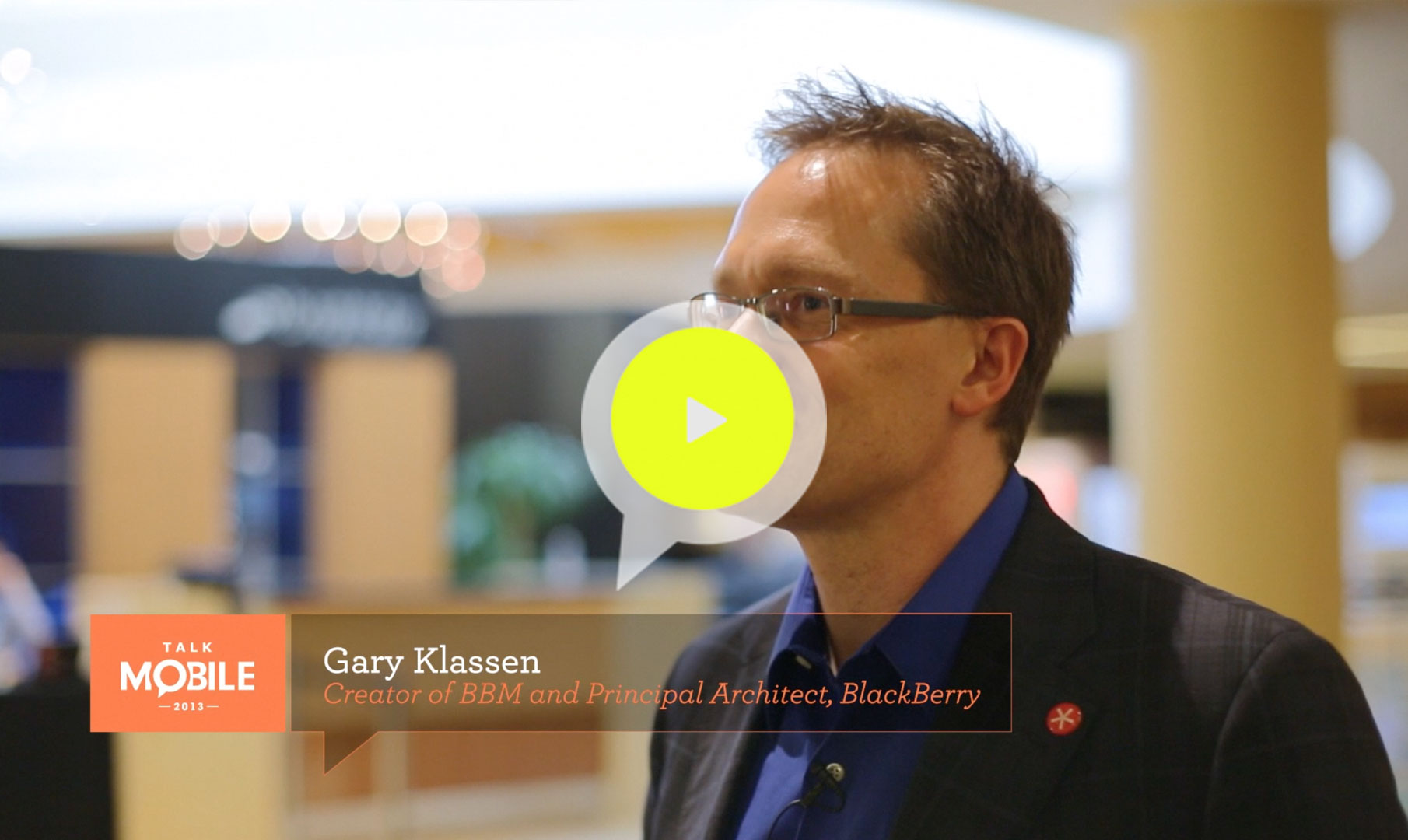 Watch Gary Klassen talk about what makes a great communications platform.