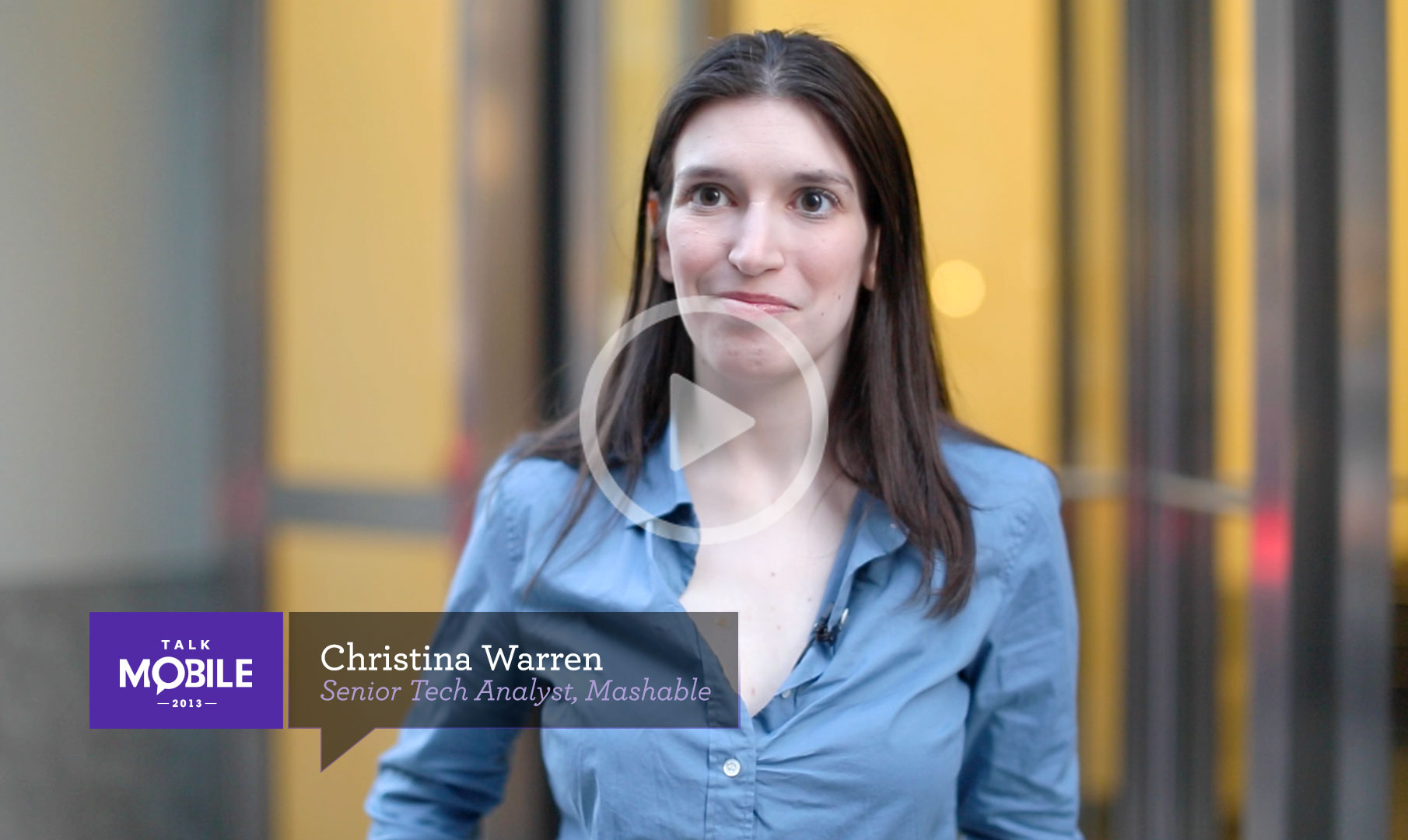 Watch Christina Warren talk build quality.