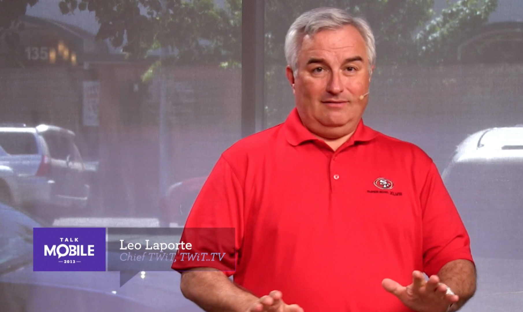 Watch Leo Laporte talk about the pace of mobile innovation