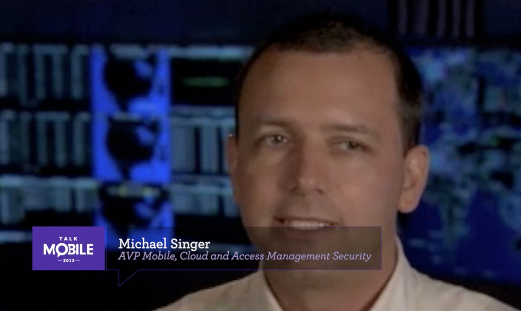 Michael Singer on mobile security.