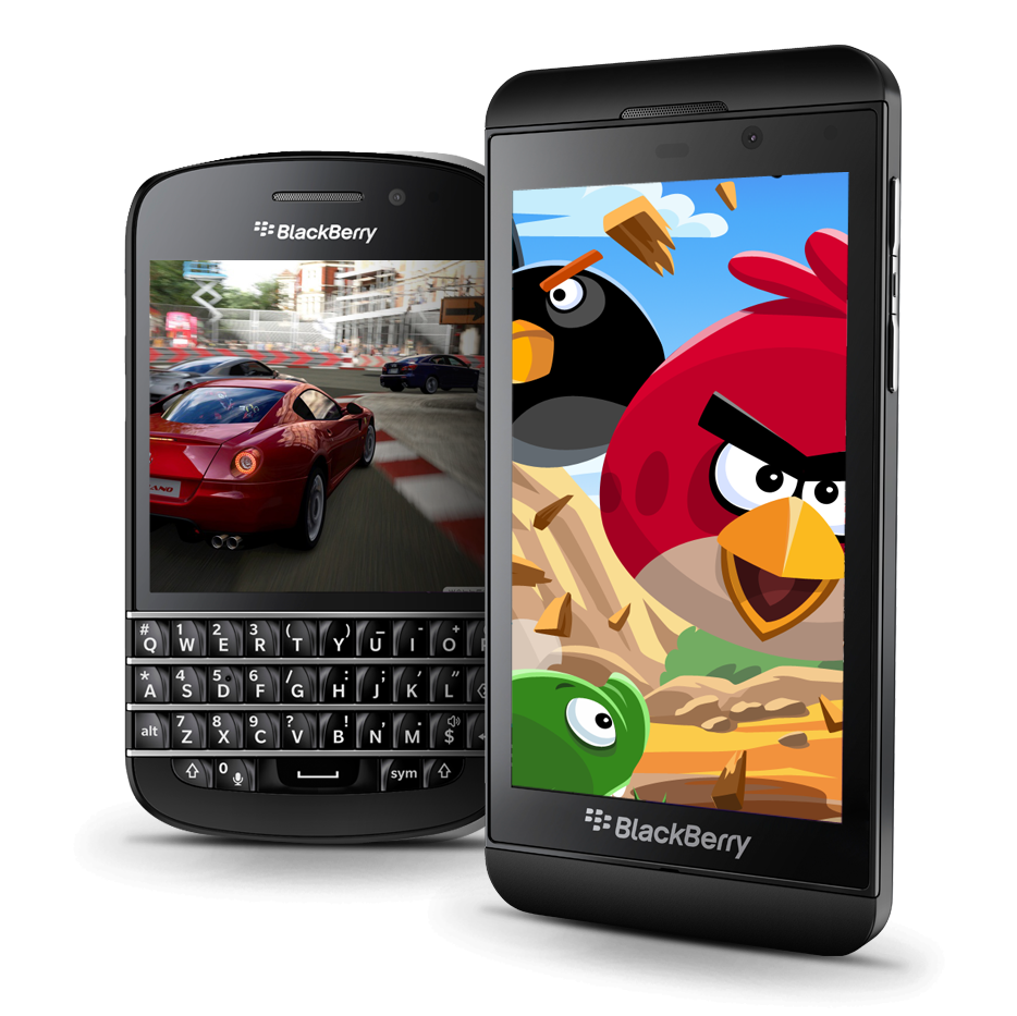 BlackBerry Games