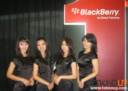BlackBerry Lifestyle store Indonesia