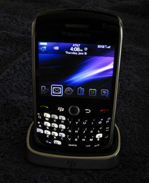 AT&T BlackBerry Curve 8900