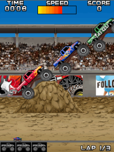 Monster Truck Muddle