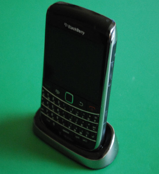 BlackBerry Charging Pod