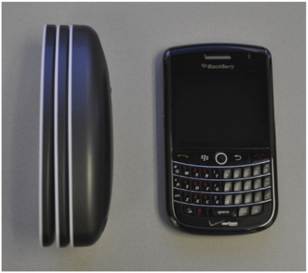 Solio Classic Hybrid Charger BlackBerry