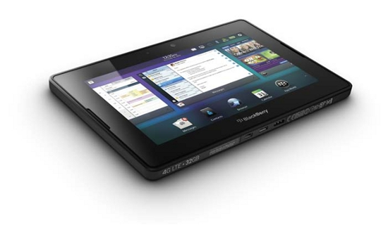 4G LTE BlackBerry PlayBook