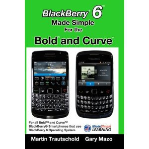 BlackBerry 6 for the Bold and Cruve