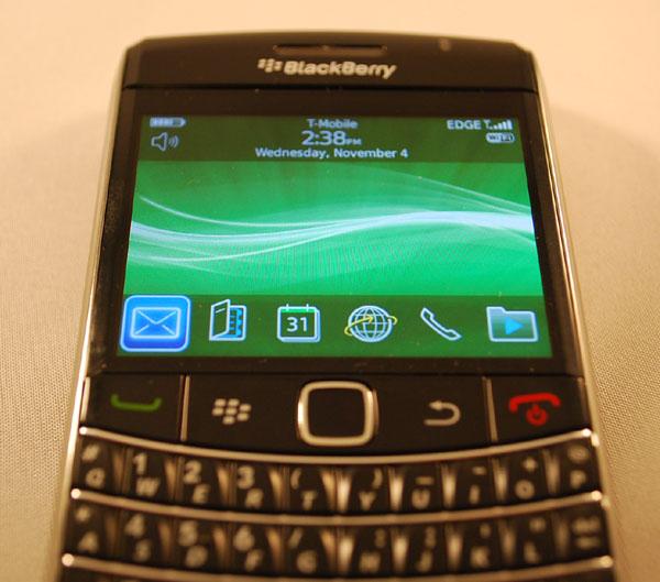 TMobile Blackberry Bold 9700