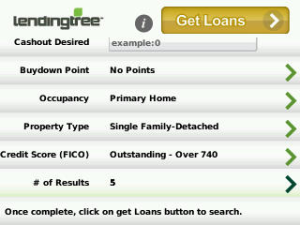 Lending Tree Mortgage Rate Finder BlackBerry