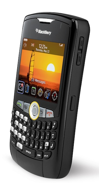 BlackBerry Curve 8350i review