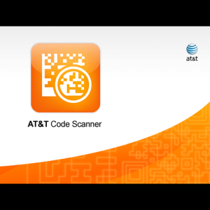 AT&T Code Scanner for BlackBerry