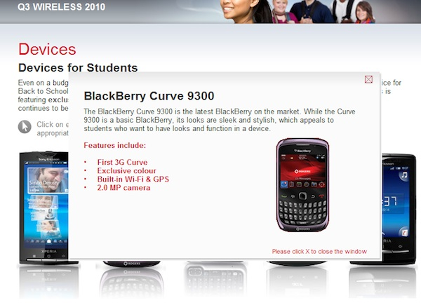 Rogers Curve 3G