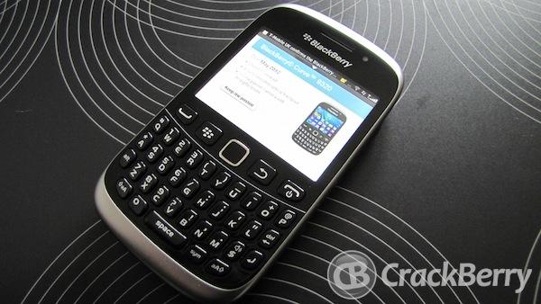 BlackBerry PAYG UK