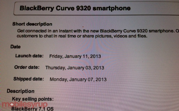 Curve 9320 Bell