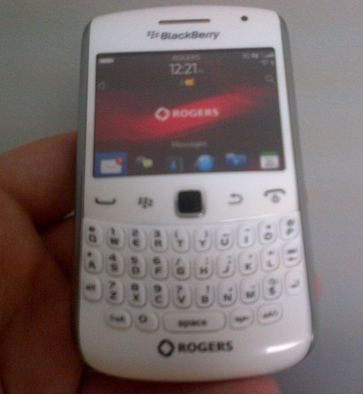 Rogers Curve 9360 White Dummy