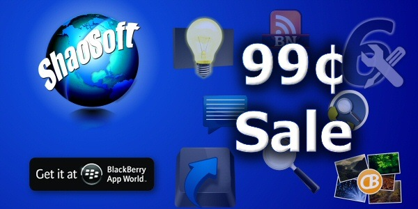 ShaoSoft $0.99 Sale
