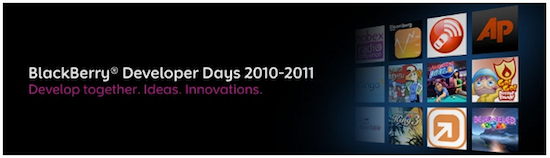 BlackBerry Developer Days