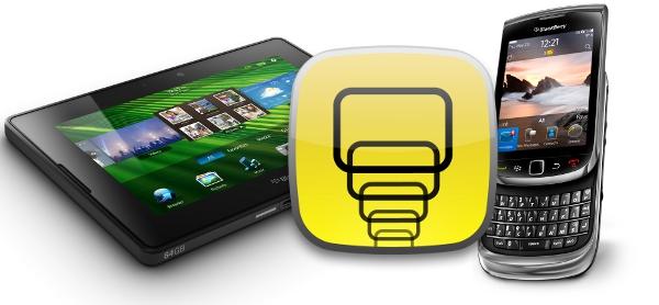 BlackBerry WebWorks SDK