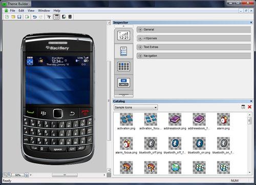 BlackBerry Theme Studio
