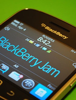 BlackBerry Notifications