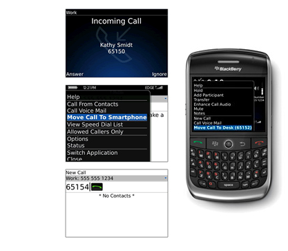 BlackBerry MVS