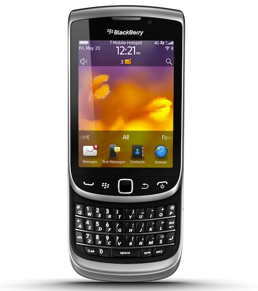 T-Mobile BlackBerry Torch 9810