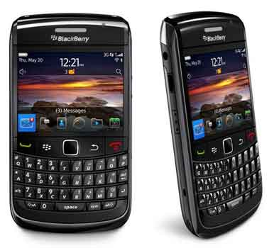 T-Mobile BlackBerry Bold 9780