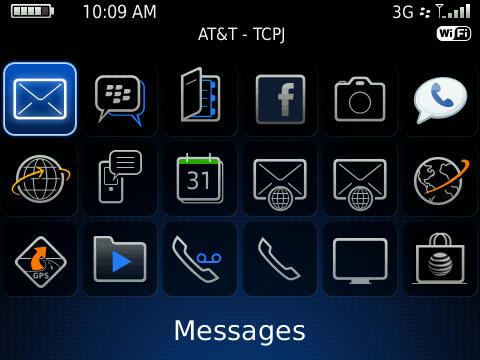 AT&T BlackBerry Bold 9700 Review | CrackBerry com