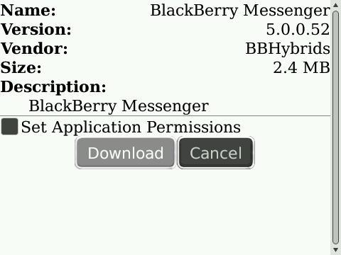 BBM 5.0.0.52