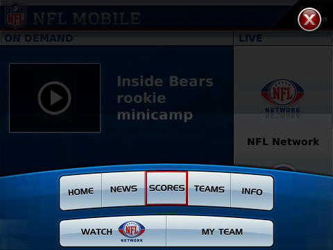 NFL Mobile from Verizon