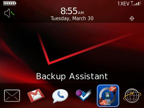 VZW Backup Assistant