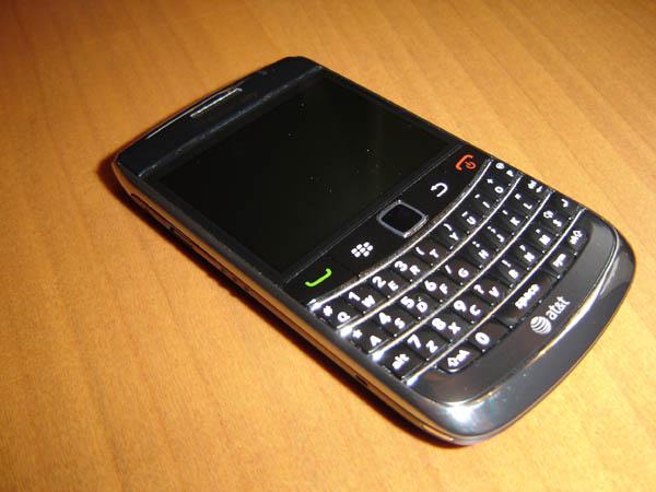 AT&T Bold 9700