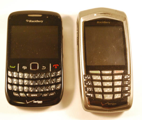 BlackBerry Curve 8530, 7130e