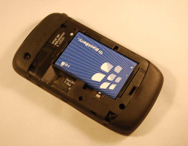 BlackBerry Curve 8530 Battery
