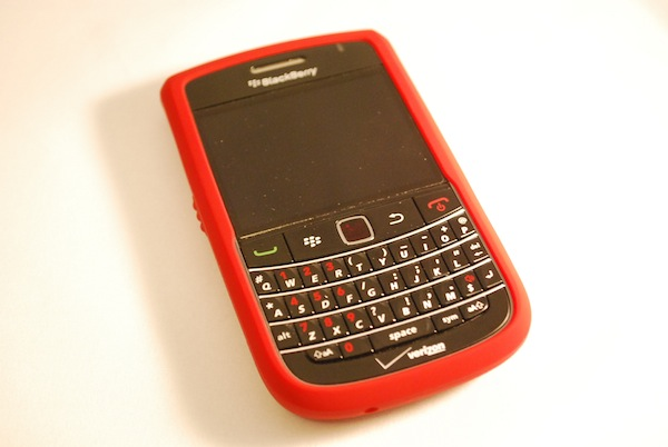 BlackBerry Skin Case Bold 9650