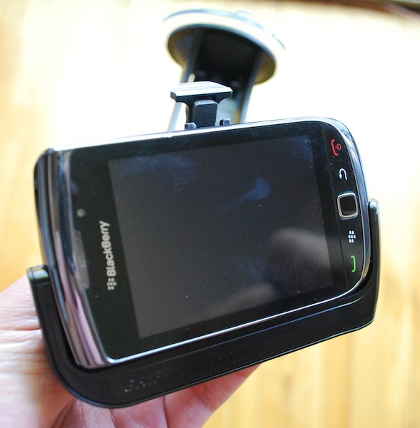 iGrip Charging Dock for the BlackBerry Torch 9800